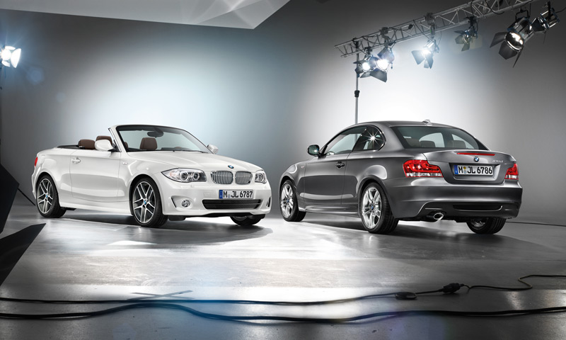 BMW 1 Series Coupe & Convertible Limited Edition Lifestyle