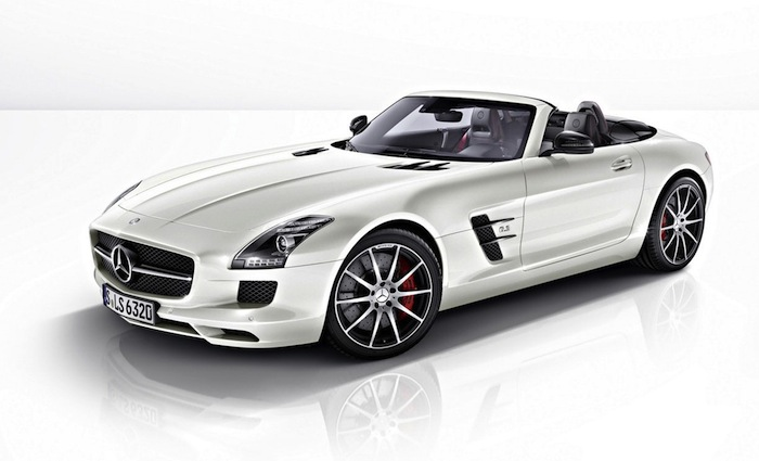 2013 Mercedes-Benz SLS AMG GT on autobahnmag.com