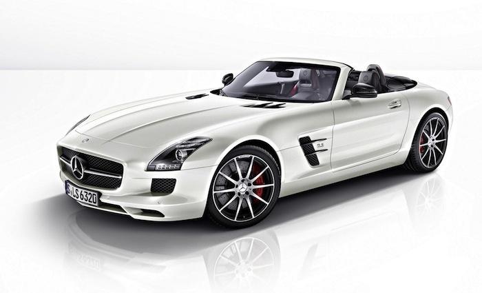 2013 Mercedes-Benz SLS AMG GT on autobahnmag.com