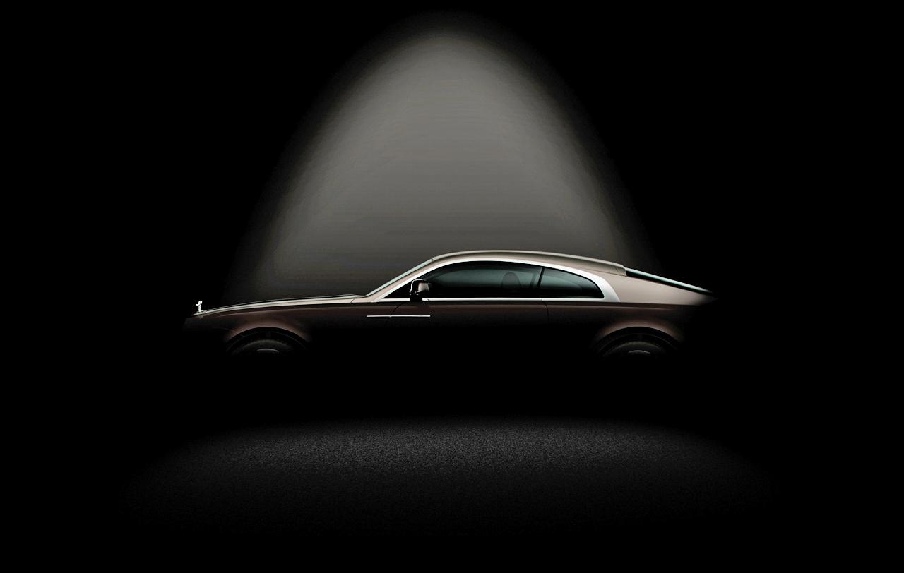 2014 Rolls-Royce Wraith autobahnmag.com
